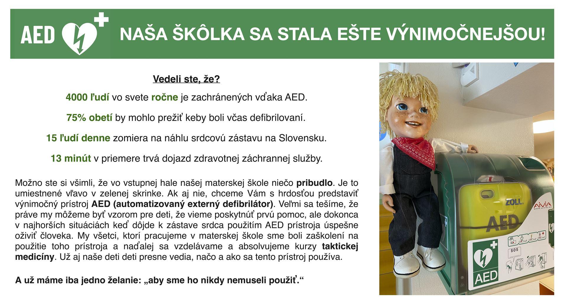 AED stránka 1