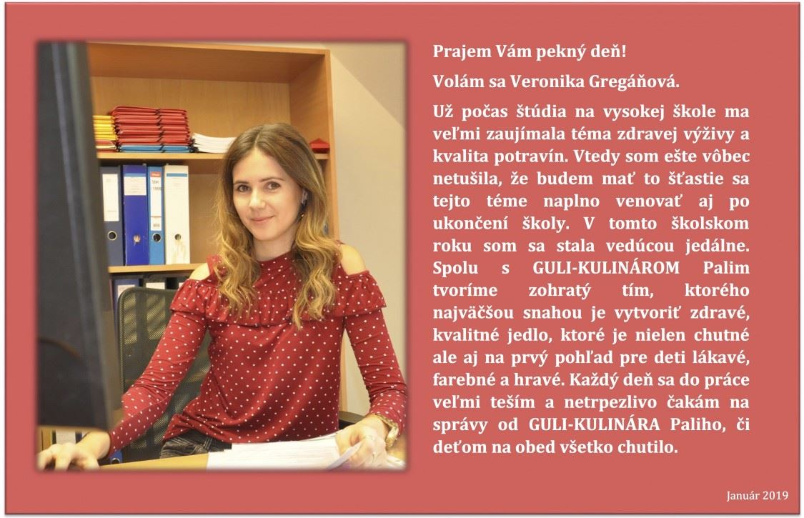 GULIPAPKA Blog Veronika